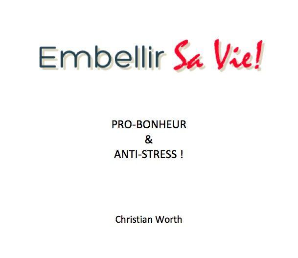 e-book Embellir sa Vie